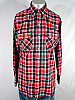 AWESOME PLAID 70s INDIE-PUNK WESTERN PEARLSNAP SHIRT 47