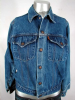 COOL VINTAGE 1970s LEVI'S 2 POCKET BLUE DENIM JACKET 36