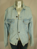 COOL 70s LEVIS HIPPIE-INDIE 2 POCKET DENIM JACKET - 37