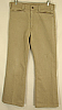 1970s LT BROWN LEVI 516 CORDUROY BOOT-CUT PANTS- 32x30