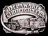 *UNUSED OLD STOCK!* GREAT 1985 DELAWARE FIRE FIGHTERS