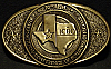 HB23125 1992 **TEXAS INT. CONF. OF BUILDING OFFICIALS** BUCKLE