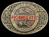 1994 CERTIFIED **HOMELITE CHAINSAW** TECHNICIAN BUCKLE