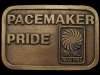1970s PACEMAKER PRIDE / BROYHILL INDUSTRIES BELT BUCKLE
