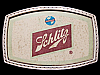 JI29155 COOL VINTAGE 1970s ***SCHLITZ BREWING COMPANY*** BELT BUCKLE