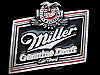 JK21145 VERY COOL VINTAGE 1992 ***MILLER GENUINE DRAFT*** BEER BELT BUCKLE