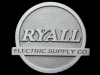 JL27128 *NOS* VINTAGE 1970s ***RYALL ELECTRIC SUPPLY CO.*** BELT BUCKLE
