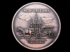 KE31109 VINTAGE 1970s ***NEW ORLEANS - ST. LOUIS CATHEDRAL*** BUCKLE