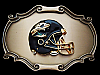 VERY COOL NOS VINTAGE 1978 NFL JACKSON JAGUARS BELT BUCKLE
