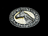GREAT VINTAGE 1985 WESTERN STYLE ***HORSE*** BELT BUCKLE