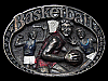 KL09163 GREAT VINTAGE 1983 ***BASKETBALL*** COMMEMORATIVE BELT BUCKLE
