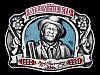 KL13141 VINTAGE 1970s ***BILLY THE KID*** 1860-1881 COMMEMORATIVE BELT BUCKLE