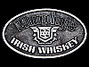 LB05128 VINTAGE 1977 ***MURPHY'S IRISH WHISKEY*** BOOZE BELT BUCKLE