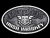 LB21142 VINTAGE 1977 ***MURPHY'S IRISH WHISKEY*** BOOZE BELT BUCKLE