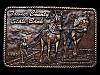 LC03105 VINTAGE 1983 **TOWNER COUNTY STATE BANK & INSURANCE COMPANY** BUCKLE