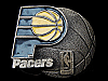 LC07149 COOL VINTAGE 1994 ***INDIANA PACERS*** NBA BASKETBALL BELT BUCKLE