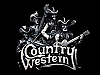 LC17146 VINTAGE 1981 **COUNTRY WESTERN** BAND MUSIC BELT BUCKLE
