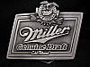 LH15158 VINTAGE 1993 ***MILLER GENUINE DRAFT*** COLD-FILTERED BEER BELT BUCKLE