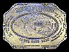 GREAT VINTAGE 1970s ***SOUTHERN COMFORT*** UNDER YOUR BELT BOOZE BUCKLE