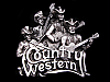 LK11104 NICE VINTAGE 1981 ***COUNTRY WESTERN BAND*** MUSIC BELT BUCKLE
