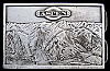 **NOS** VINTAGE 1973 ***ASPEN*** COLORADO SKI RESORTS PEWTER BUCKLE