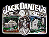 LK19152 VERY COOL VINTAGE 1989 ***JACK DANIEL'S WHISKEY*** BOOZE BELT BUCKLE