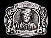 MA15142 **NOS** BILLY THE KID 186-1881 COMMEMORATIVE OLD WEST BUCKLE