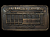 MB07121 VINTAGE 1976 SAN FRANCISCO CABLE CAR BELT BUCKLE