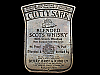 MB13154 VINTAGE 1970s CUTTY SARK BLENDED SCOTS WHISKEY BOOZE BELT BUCKLE