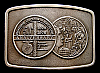 MG20121 *NOS* 1978 **FUTURE FARMERS OF AMERICA** 50th ANNIVERSARY FFA BUCKLE