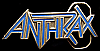 MG22149 AWESOME VINTAGE 1980s CUT-OUT ***ANTHRAX*** ROCK MUSIC BELT BUCKLE