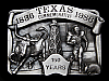 MI29124 *NOS* VINTAGE 1986 **TEXAS COMMEMORATIVE 150 YEARS** BELT BUCKLE