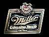 MJ15150 COOL VINTAGE 1993 **MILLER GENUINE DRAFT** BEER BELT BUCKLE