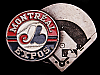 NA11113 VINTAGE 1994 **MONTREAL EXPOS** BASEBALL SPORTS BELT BUCKLE