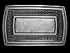 NA21138 *NOS* REALLY NICE **CELTIC DESIGN** ART/FASHION BELT BUCKLE