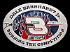 NB01162 *NOS* VINTAGE 1999 **DALE EARNHARDT JR. #3 NASCAR** SPORTS BELT BUCKLE