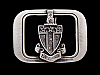 NB01170 *NOS* VINTAGE 1993 **ALPHA TAU OMEGA** FRATERNITY BELT BUCKLE