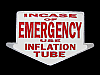 NB25115 FUNNY **IN CASE OF EMERGENCY USE INFLATION TUBE** BELT BUCKLE