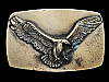 NC03105 VINTAGE 1978 **AMERICAN BALD EAGLE** BELT BUCKLE