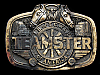 NC03165 VINTAGE 1982 **TEAMSTER** ORGANIZATION BELT BUCKLE