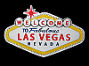 NC15139 VERY COOL **WELCOME TO FABULOUS LAS VEGAS** SOUVENIR BELT BUCKLE