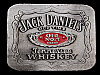 NC31133 COOL VINTAGE 1992 **JACK DANIEL'S TENNESSEE WHISKEY** BOOZE BELT BUCKLE