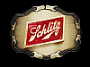 ND13174 *NOS* VINTAGE 1981 **SCHLITZ** (BREWING COMPANY) BEER BELT BUCKLE