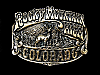 NE01152 *NOS* VINTAGE 1981 *COLORADO ROCKY MOUNTAIN HIGH* BRASSTONE BELT BUCKLE