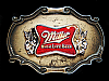 NE17123 VINTAGE 1978 **MILLER HIGH LIFE BEER** BOOZE RAINTREE BELT BUCKLE