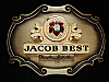 OA09129 VINTAGE 1980 **JACOB BEST PREMIUM LIGHT BEER** RAINTREE BELT BUCKLE