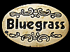 JI15170 GREAT VINTAGE 1978 ***BLUEGRASS*** MUSIC SOLID BRASS BUCKLE