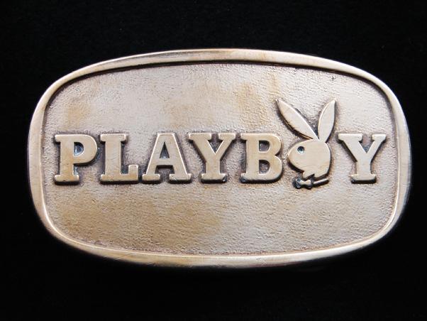 Rh09119 Vintage 1970s BR907 0,5# Playboy Werbung
